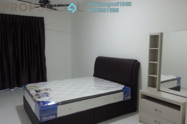 For Rent Condominium at Elit Heights, Bayan Baru Freehold Semi Furnished 3R/2B 2k