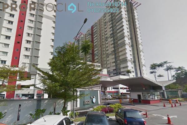 For Rent Apartment at Koi Kinrara, Bandar Puchong Jaya Freehold Fully Furnished 3R/2B 1.2k
