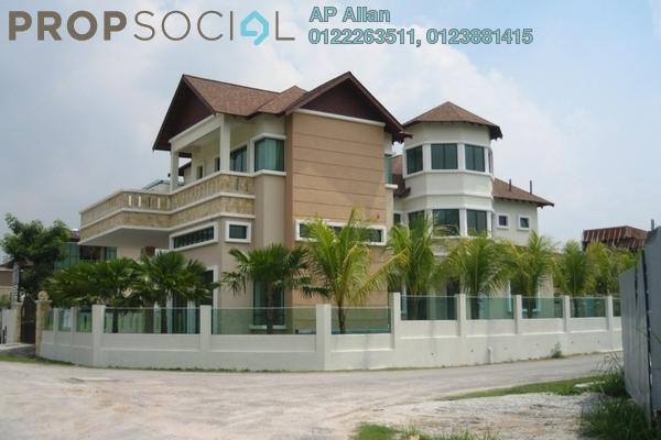 For Sale Bungalow at Bluwater Estate, Seri Kembangan Leasehold Semi Furnished 5R/4B 4.2m