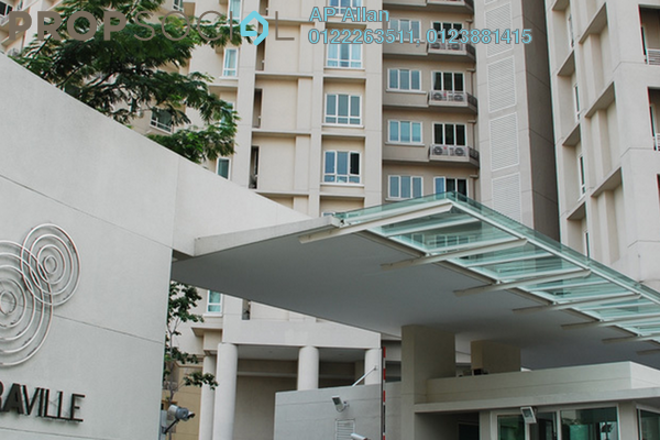For Sale Condominium at Kiaraville, Mont Kiara Freehold Fully Furnished 5R/4B 2.7m