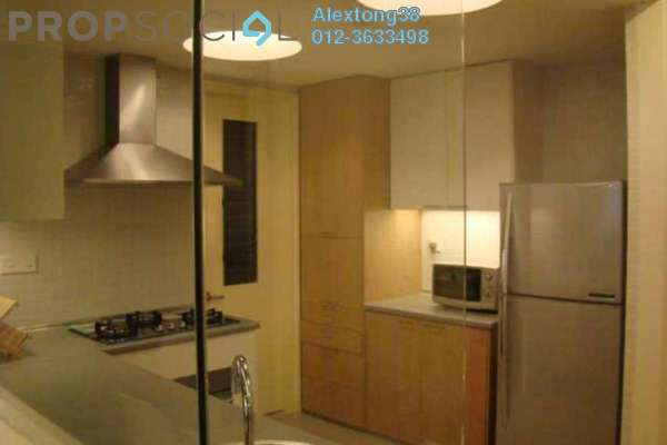 For Rent Condominium at i-Zen Kiara I, Mont Kiara Freehold Fully Furnished 2R/2B 3.4k