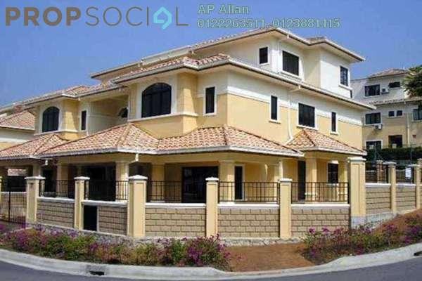 For Sale Semi-Detached at Sierra Damansara, Kota Damansara Leasehold Fully Furnished 6R/5B 2.1m