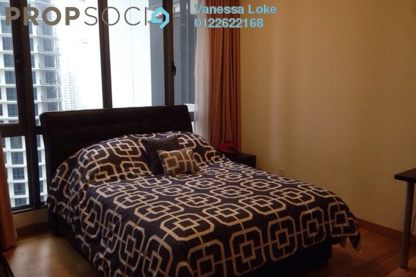 For Rent Condominium at 11 Mont Kiara, Mont Kiara Freehold Semi Furnished 4R/4B 8.5k