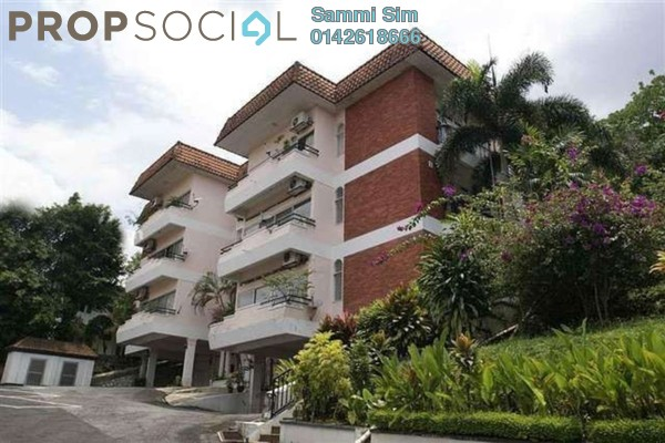 For Rent Apartment at Earls Court, Ukay Freehold Semi Furnished 5R/3B 5.2k