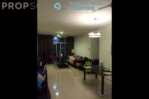 For Rent Condominium at Midfields, Sungai Besi Leasehold Fully Furnished 3R/2B 2.6k
