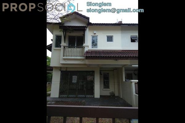 For Rent Terrace at Section 6, Kota Damansara Leasehold Unfurnished 4R/3B 2.2k