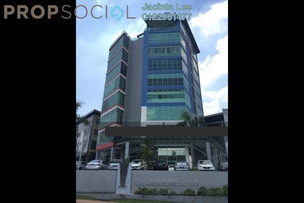 For Sale Office at Menara Sri Damansara, Bandar Sri Damansara Freehold Unfurnished 0R/0B 295k
