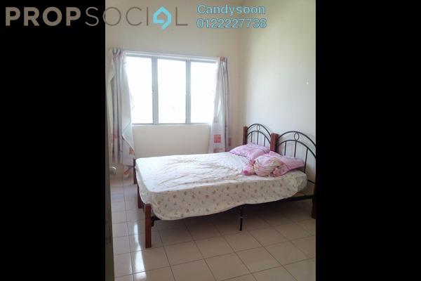For Rent Condominium at Juta Mines, Seri Kembangan Leasehold Fully Furnished 3R/2B 1.2k