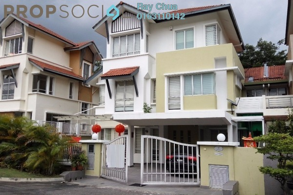 For Sale Bungalow at Mutiara Indah, Puchong Leasehold Fully Furnished 5R/6B 1.48m