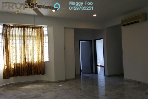 For Rent Condominium at The Regina, UEP Subang Jaya Leasehold Semi Furnished 3R/2B 2k