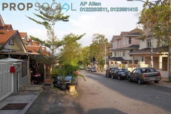 For Sale Semi-Detached at Acacia Subang, Shah Alam Leasehold Semi Furnished 4R/3B 1.1m