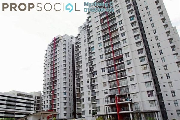 For Rent Condominium at Midfields, Sungai Besi Leasehold Fully Furnished 3R/2B 2.2k