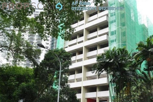 For Rent Condominium at 6 Ceylon, Bukit Ceylon Freehold Semi Furnished 3R/2B 8.5k