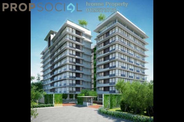 For Sale Condominium at Dedaun, Ampang Hilir Freehold Semi Furnished 4R/5B 4.2m