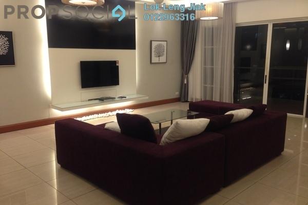 For Rent Condominium at Mont Kiara Aman, Mont Kiara Freehold Fully Furnished 3R/3B 7k