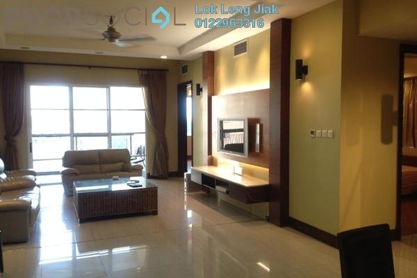For Rent Condominium at Mont Kiara Aman, Mont Kiara Freehold Fully Furnished 3R/3B 5.8k