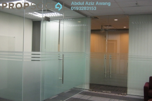 For Rent Office at CyberSquare, Cyberjaya Freehold Semi Furnished 0R/0B 2.25k