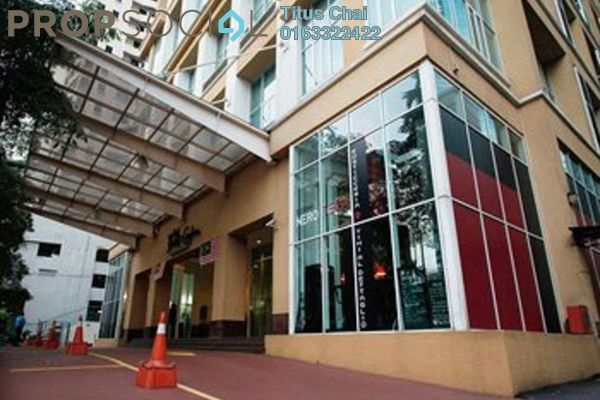 For Rent Condominium at Seri Bukit Ceylon, Bukit Ceylon Freehold Fully Furnished 2R/2B 3.8k
