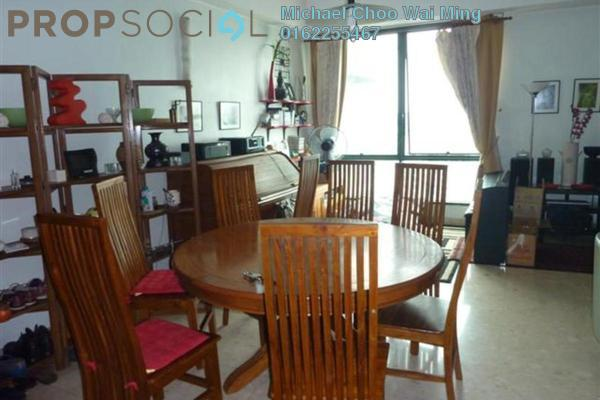 For Sale Condominium at Menara Avenue, KLCC Freehold Semi Furnished 3R/2B 900k