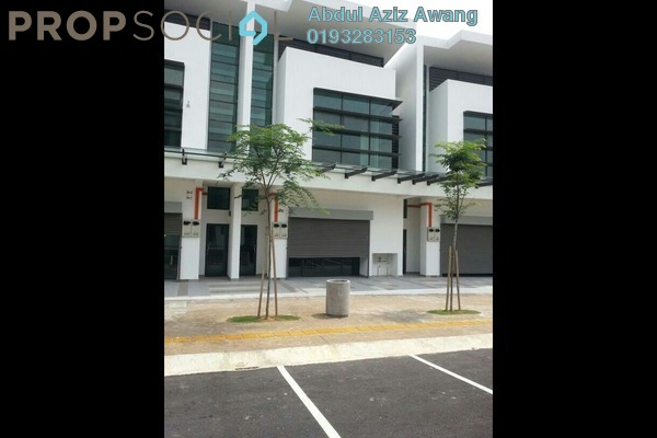 For Sale Shop at Denai Alam, Shah Alam Freehold Unfurnished 0R/0B 2.5m