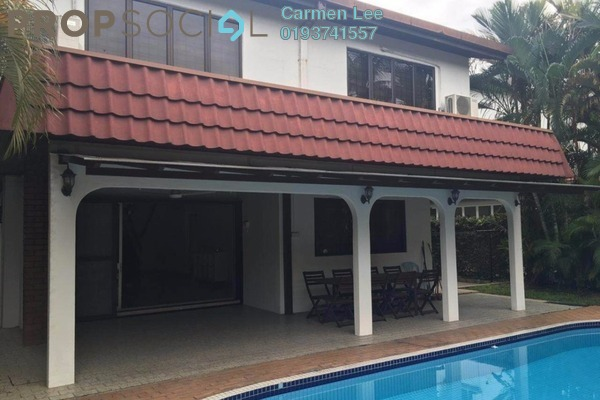 For Sale Bungalow at Pusat Bandar Damansara, Damansara Heights Freehold Fully Furnished 6R/6B 5.35m