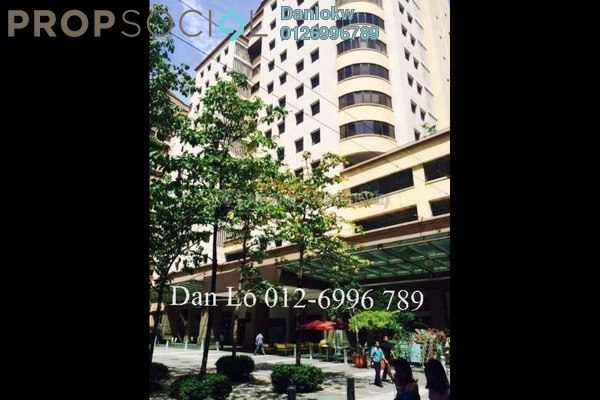For Sale Condominium at Mont Kiara Damai, Mont Kiara Freehold Fully Furnished 4R/3B 2.2m