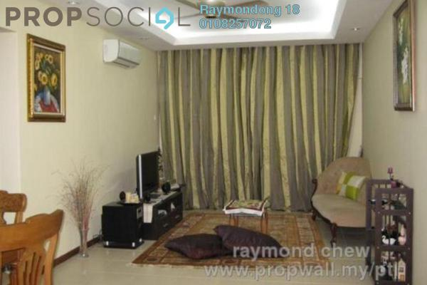 For Sale Condominium at Plaza Medan Putra, Bandar Menjalara Freehold Semi Furnished 3R/2B 388k