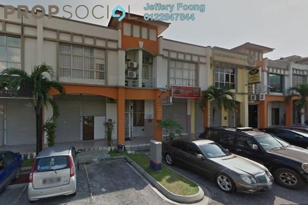 For Rent Office at Taman Perindustrian USJ 1, UEP Subang Jaya Freehold Semi Furnished 1R/1B 1.5k