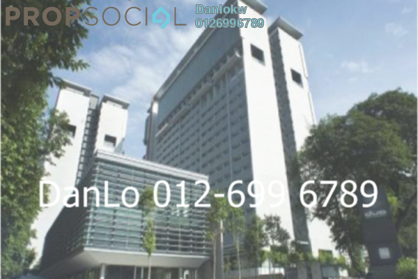 For Sale Condominium at Dua Residency, KLCC Freehold Fully Furnished 5R/5B 1.9m