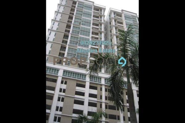 For Rent Condominium at Casa Suites, Petaling Jaya Freehold Fully Furnished 1R/1B 2.5k