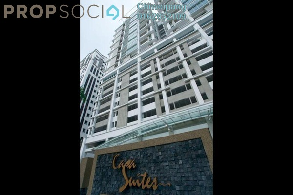 For Rent Condominium at Casa Suites, Petaling Jaya Freehold Fully Furnished 1R/1B 2.3k