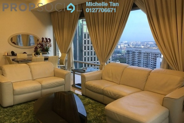 For Rent Condominium at Pavilion Residences, Bukit Bintang Leasehold Fully Furnished 2R/2B 8.5k