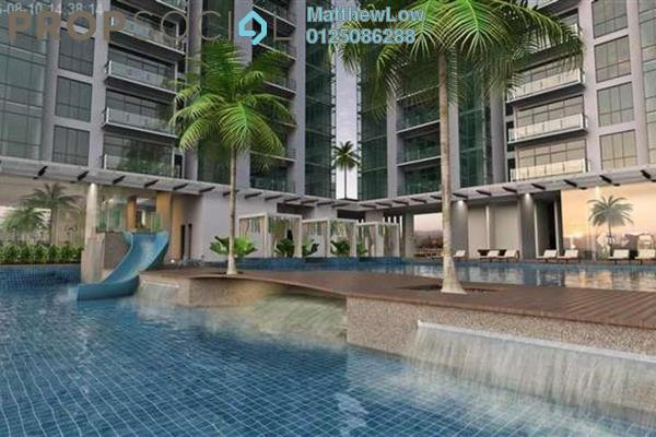 For Rent Condominium at The Latitude, Tanjung Tokong Freehold Unfurnished 3R/4B 9.89k