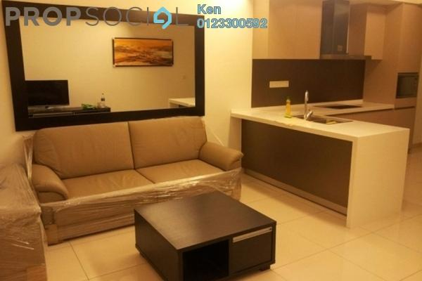 For Sale Condominium at Suasana Bukit Ceylon, Bukit Ceylon Freehold Fully Furnished 1R/1B 950k