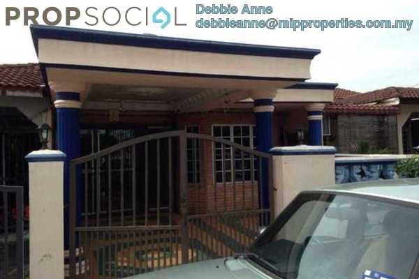 For Sale Terrace at Taman Sri Sentosa, Old Klang Road Leasehold Semi Furnished 3R/2B 280k