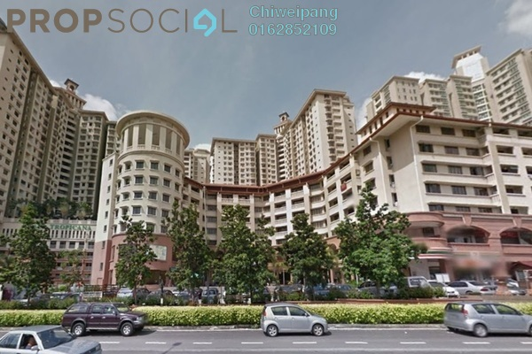 For Rent Condominium at Casa Tropicana, Tropicana Leasehold Fully Furnished 2R/2B 2.8k