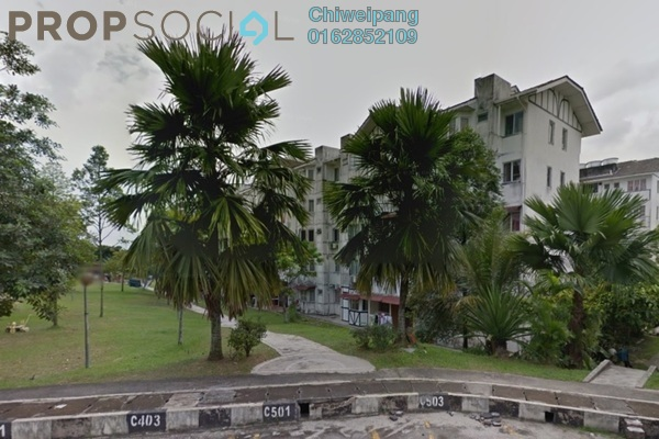 For Rent Apartment at Section 6, Kota Damansara Leasehold Unfurnished 3R/2B 1k