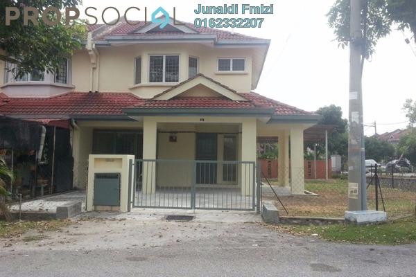 For Rent Terrace at Taman Lestari Putra, Bandar Putra Permai Leasehold Unfurnished 4R/3B 1.1k