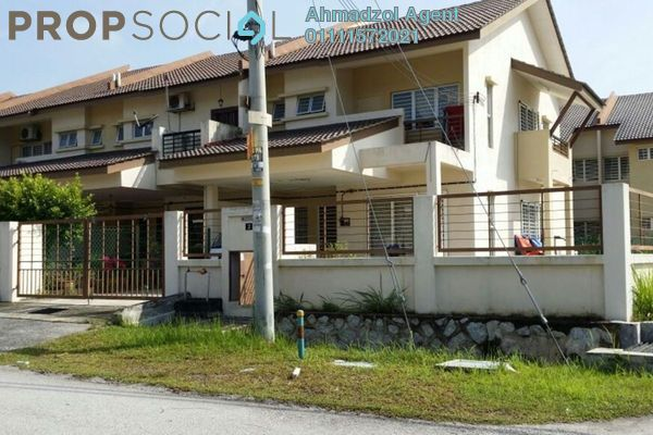 For Sale Terrace at Bandar Puncak Alam, Kuala Selangor Leasehold Semi Furnished 4R/3B 550k