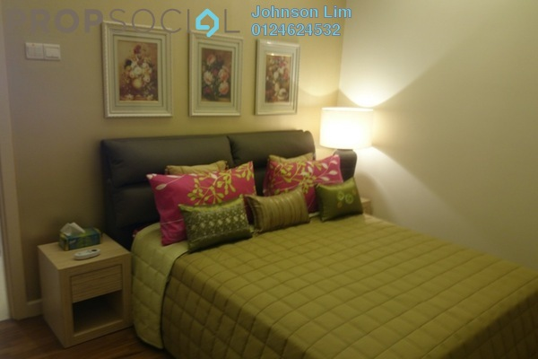For Rent Condominium at Idaman Residence, KLCC Freehold Fully Furnished 3R/3B 7k