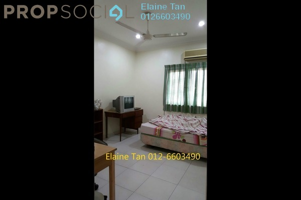 For Rent Terrace at Happy Garden, Old Klang Road Freehold Semi Furnished 4R/3B 1.7k