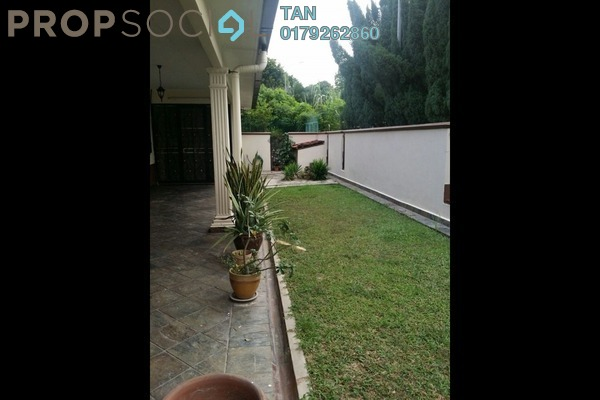 For Sale Terrace at Oncidium Heights, Kota Kemuning Freehold Semi Furnished 4R/3B 1.38m