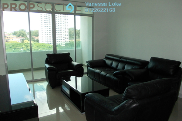 For Sale Condominium at Kiara Residence, Bukit Jalil Leasehold Semi Furnished 4R/3B 720k