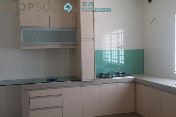 For Rent Terrace at Lagoon Homes, Kota Kemuning Freehold Fully Furnished 4R/4B 2.3千