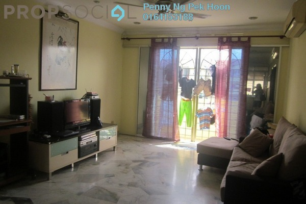 For Sale Apartment at Goodyear Court 1, UEP Subang Jaya Freehold Unfurnished 0R/2B 410k