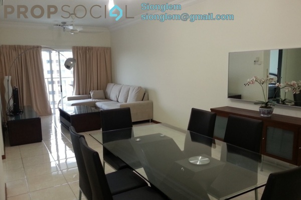For Sale Condominium at Ken Damansara II, Petaling Jaya Freehold Fully Furnished 3R/2B 960k