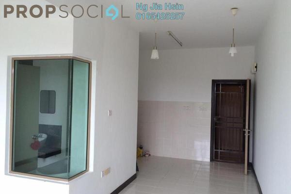 For Rent Condominium at Ritze Perdana 1, Damansara Perdana Leasehold Semi Furnished 1R/1B 1.3k