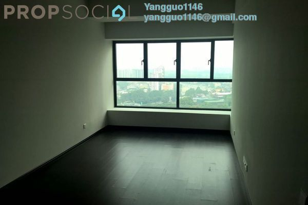 For Rent Condominium at The Leafz, Sungai Besi Freehold Unfurnished 3R/2B 1.8k