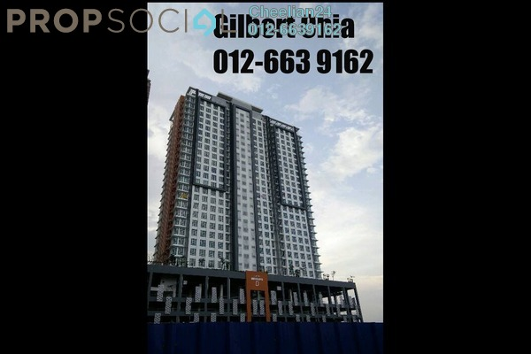 For Rent Condominium at The Arc, Cyberjaya Freehold Fully Furnished 3R/2B 1.7k