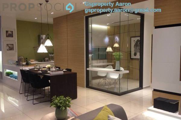 For Sale Condominium at Southville City, Bangi Freehold Semi Furnished 3R/2B 388k